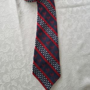 Vintage Democrat Donkey Tie